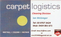 Carpet Logistics